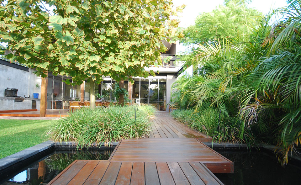 Perth landscaping services landscape design architects wa for Designer landscapes